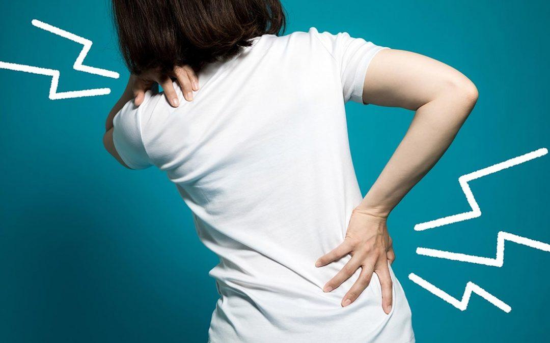 Herstel van rugpijn door magnetiseren