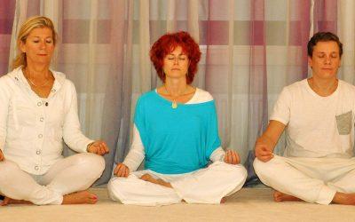 YOGABEOEFENING EN MEDITATIE